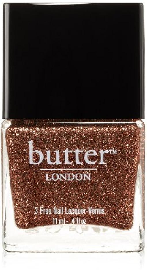 天文学カセット酔うButter London 3 Free Nail Lacquer Bit Faker (並行輸入品)