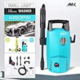 AAVIX Electric High Pressure Washer Water Cleaner Pump Cleaning 1450 PSI