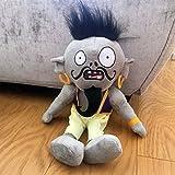 tavashome Plants Vs Zombies 2PVZ Figures Plush BabyスタッフToy Stuffedソフト人形13cm-35cmソフトPPコットン ブラウン TH-09-0002-MainN