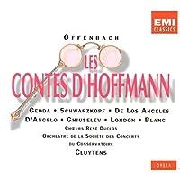 Offenbach: Les contes d'Hoffmann / Cluytens