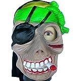 ハロウィンボールパーティーお祝いマスク海賊マスクグリマースゴーストフェスティバルホラーマスク
