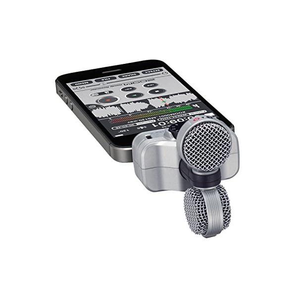 ZOOM ズーム MSステレオマイクロフォン ...の紹介画像8