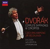 Dvorak: Complete Symphonies & Concertos by Czech Philharmonic (2014-07-15)