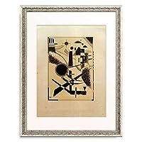 ワシリー・カンディンスキー Wassily Kandinsky (Vassily Kandinsky) 「Lithograph no. III」 額装アート作品