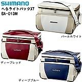 シマノ へらバッグ へらライトバッグXT BA-013M パールホワイト