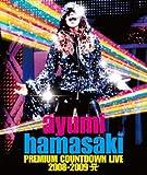 ayumi hamasaki PREMIUM COUNTDOWN LIVE 2008-2009 A(ロゴ) [Blu-ray]