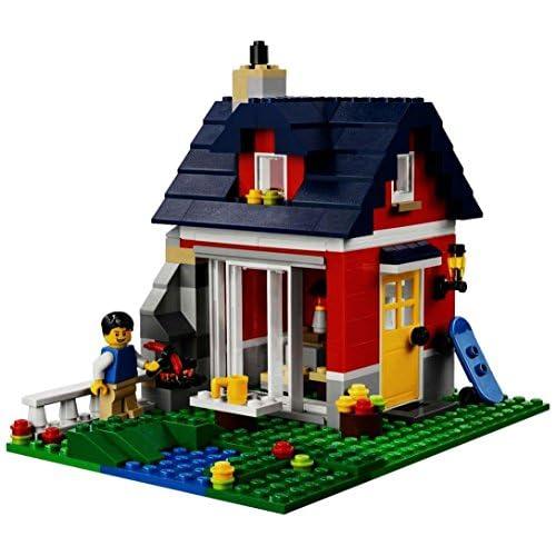 LEGO Creator Petit Cottage Japon Nouvelle.