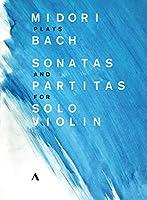 五嶋みどり、バッハを奏でる (Midori plays Bach ~ Sonatas and Partitas for Solo Violin) [2DVD] [輸入盤] [日本語帯・解説付]