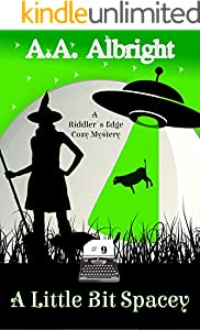 A Riddler's Edge Cozy Mystery 9巻 表紙画像