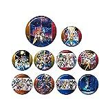 戦姫絶唱シンフォギアXV トレーディング缶バッジ BOX商品 1BOX=10個入、全10種類