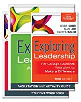 The Exploring Leadership Facilitator Set (Jossey-bass Higher and Adult Education)