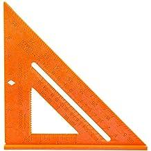 Swanson Tool T0118 Speedlite Square Layout Tool, Orange