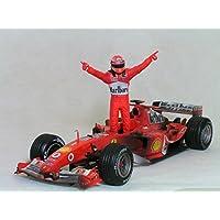1/18 フェラーリ F2004 #1 〓マルボロ & フィニッシュライン仕様〓 Ferrari