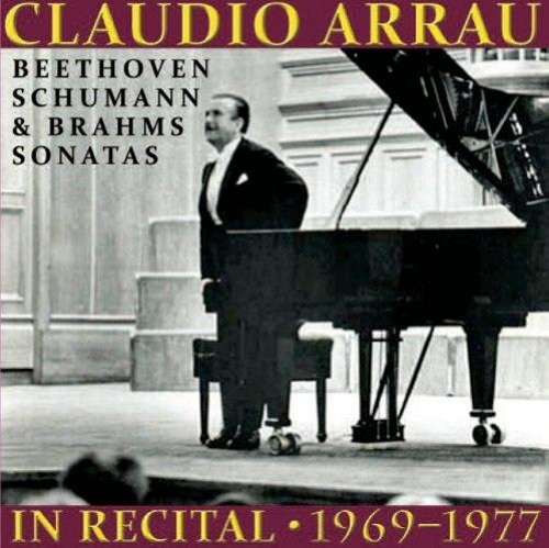 Claudio Arrau in Recital 1969-1977