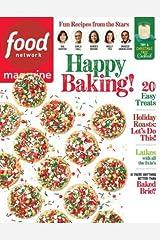 FOOD NETWORK Magazine December 2020 Single Issue Magazine