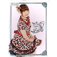 【トレーディングカード】《AKB48 トレーディングコレクション Part2》 佐藤亜美菜 ノーマルキラカード サイン入り akb482-r036 トレカ