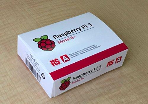 【Raspberry Pi 3 Model B+ 2018】Raspberry Pi 3 Model B+ *本体一年保証 (Model 3B+ (RS UK))