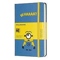 モレスキン ノート 限定版 ミニオンズ ポケット ブルー LEMI01MM710B29