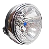 マルチリフレクター ヘッドライト CB400S ホーネット250 CBX400 VTR250 ジェイド CB250F など