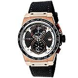 [HYDROGEN] 腕時計 OTTO CHRONO HW514401 メンズ ブラック