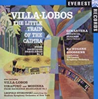 Little Train of the Caipira / Ginastera by H. Villa-Lobos (2008-05-12)