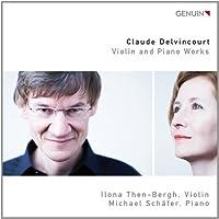 Violin & Piano Works by C. Delvincourt (2013-05-03)