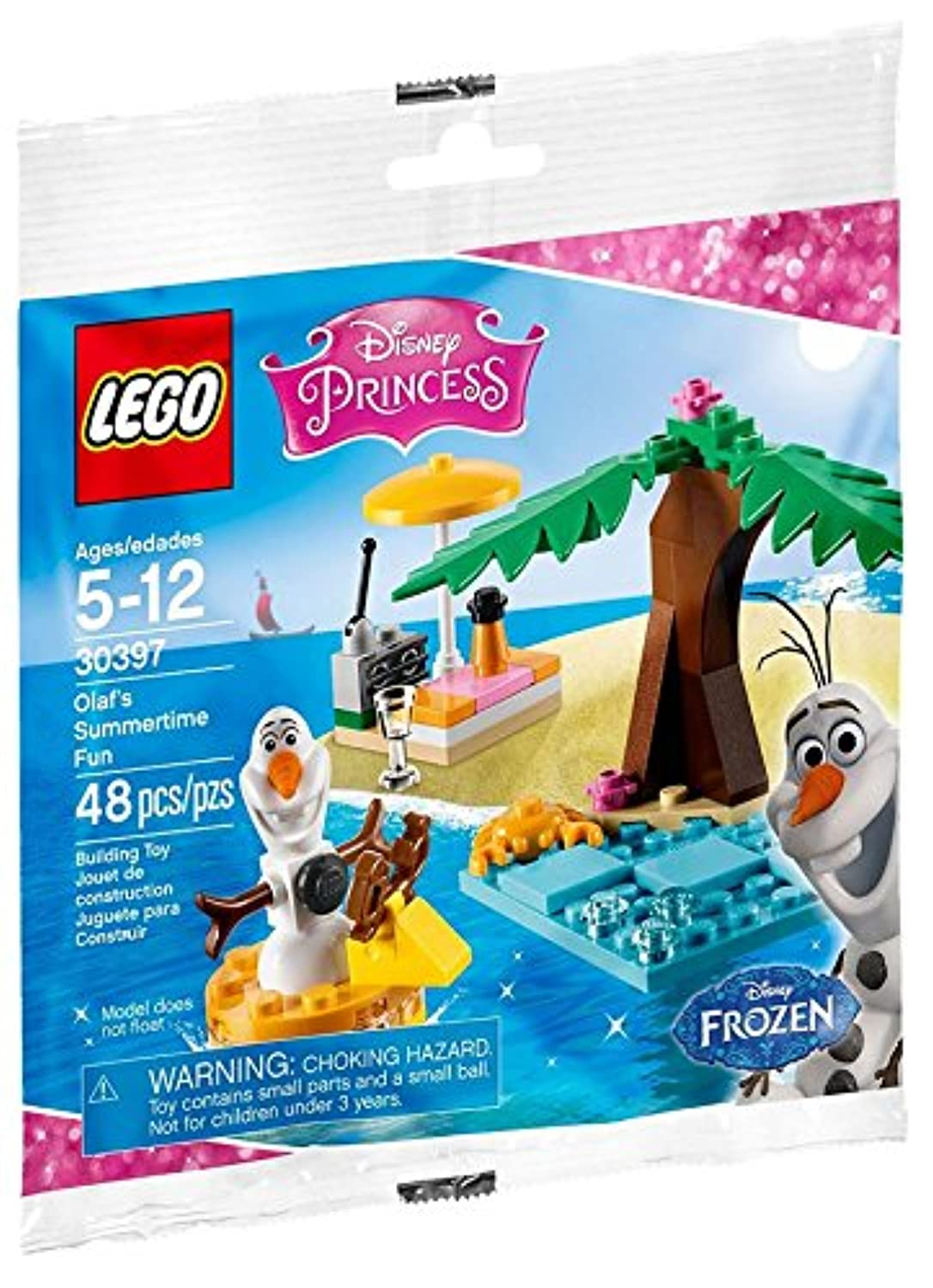 LEGO Olaf's Summertime Fun 30397 polybag