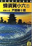 蜂須賀小六〈3 西海の章〉 (光文社時代小説文庫)