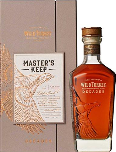 バーボン ウイスキー ワイルドターキー マスターズキープ ディケイド 750...