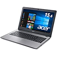 Acer ノートパソコン AspireF15 F5-573-H78G/S(シルバー) Windows10/Core i7/15.6インチ/8GB/1TB