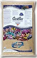 CaribSea Arag-Alive 20-Pound Special Grade Reef Sand, Bahamas Oolite by Carib Sea