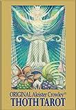 Aleister Crowley Thoth Tarot Pocket: Weltweit einheitliche Neuausgabe der Crowley Tarot-Karten