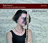Telemann: Flute Fantasias