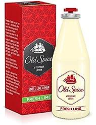 Old Spice After Shave Lotion 150ml - Fresh lime Fragrances