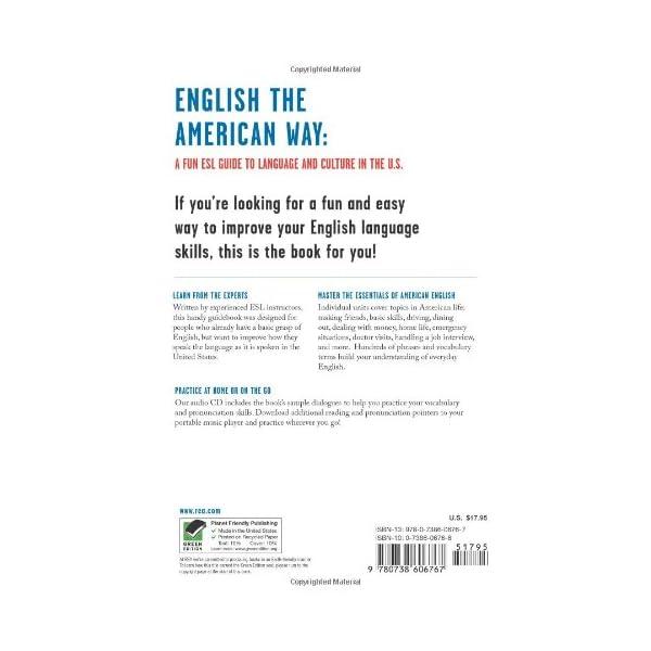 English the American Wa...の紹介画像2