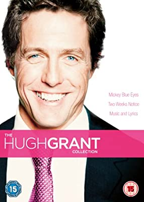 Hugh Grant Collection - Mickey Blue Eyes / Two Weeks Notice / Music & Lyrics (3 Dvd) [Edizione: Regno Unito] [Import anglais]