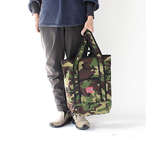 Manhattan Portage マンハッタンポーテージ Riverside Backpack リバーサイド バックパック (カモ)