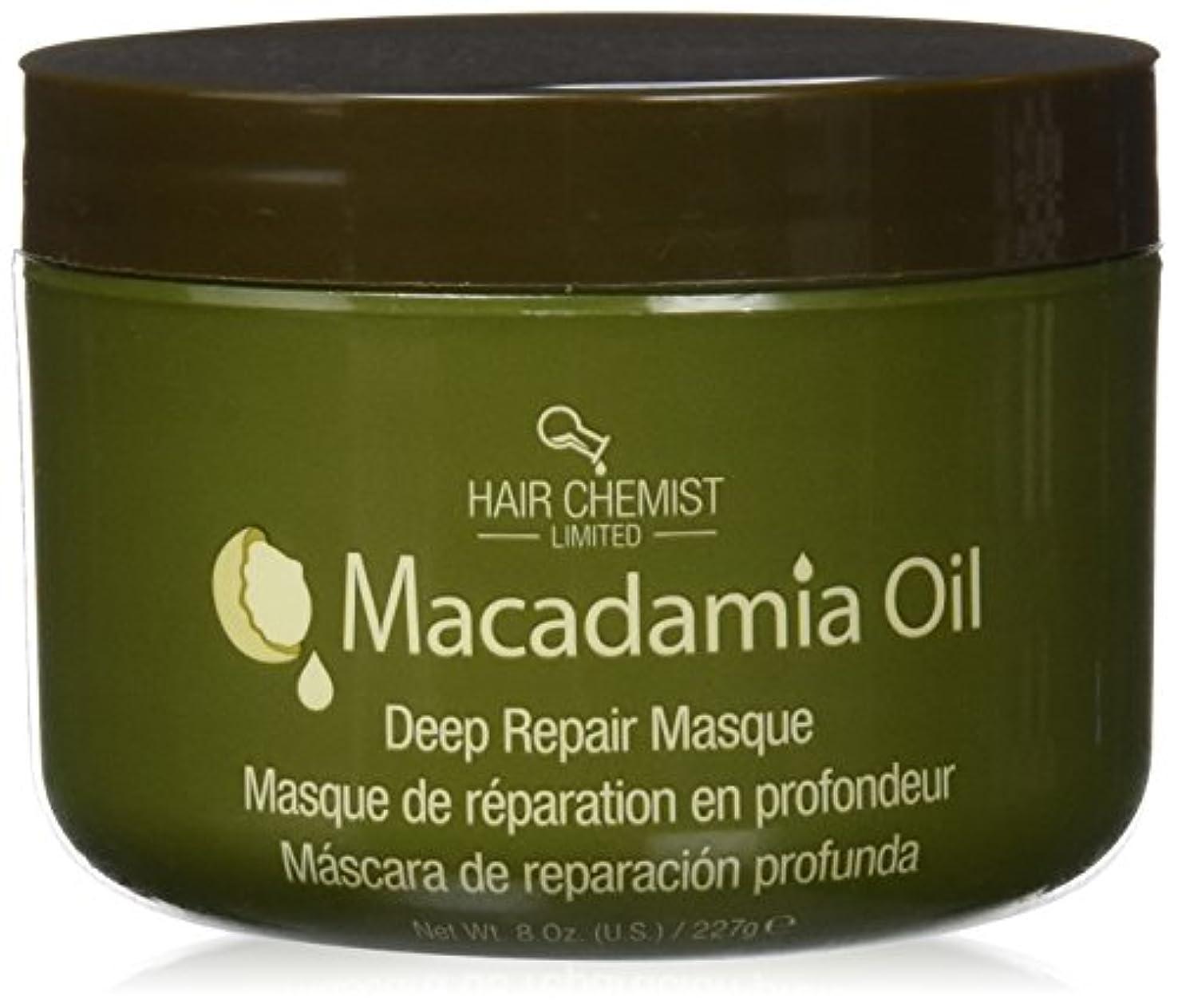 欺導体カテゴリーHair Chemist ヘアマスク マカダミア オイル ディープリペアマスク 227g Macadamia Oil Deep Repair Mask 1434 New York