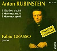 Rubenstein: Piano Works
