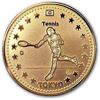 東京スポーツGOLDコイン テニス | 記念メダル 東京2020記念