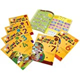 Jolly Phonics Activity Book 1-7