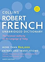 Collins Robert French Unabridged Dictionary, 9th Edition (Collins Language)