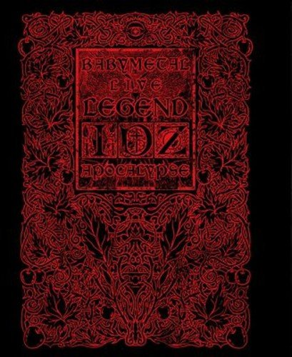 LIVE~LEGEND I、D、Z APOCALYPSE~ [Blu-ray]の詳細を見る
