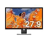 Dell ディスプレイ モニター S2817Q 27.9インチ/4K/TN非光沢/2ms/DPx2 HDMIx2/USBハブ/3年間保証