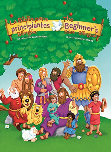 Download La Biblia para principiantes bilingüe: Historias bíblicas para niños (The Beginner's Bible) (Spanish Edition) B01CXDN7HE