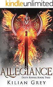 Allegiance (Deity Rising Book 2) (English Edition)