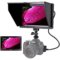 VILTROX hdmi 液晶モニター 8.9インチ 1920x1200解像度 一眼レフカメラ/ビデオカメラ Canon/Nikon/Sony適用