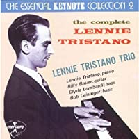 The Essential Keynote Collection 2: The Complete Lennie Tristano by Lennie Tristano (1994-08-09)