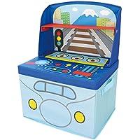 ユーカンパニー U-company ままごと収納ボックス シンカンセン 遊べて収納できるボックス
