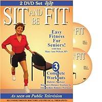 Sit & Be Fit: Diabetes & Balance Workouts (2 DVD S [Import]